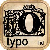 Art Typography Booth HD icon