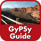 Red Rock Canyon from Las Vegas GPS Driving Tour icon