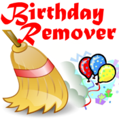 Birthday Remover icon