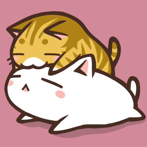 癒しネコ画像