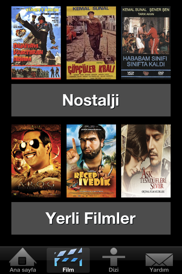 Film Dizi | iPhone Entertainment apps | by E&A apps
