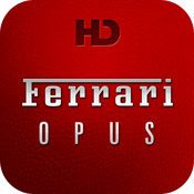 The Official Ferrari Opus HD for iPad icon