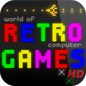 Retro Games HD icon