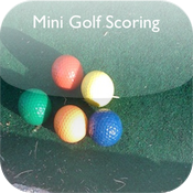 Mini Golf Scoring icon