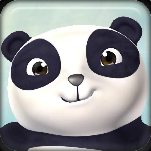 *娱乐分类第一,免费总榜第七* 会说话的减肥熊猫来到APP STORE.憨态可掬的熊猫宝宝阿源,和你一起健康快乐的生活。你可以给它喂食,让它高兴,不过不小心胖了,就得给它减肥了,要不然阿源就不高兴了。 你也可以抚摸阿源,看它可爱的表情,它也可以用幼稚可爱的声音学你的说话。