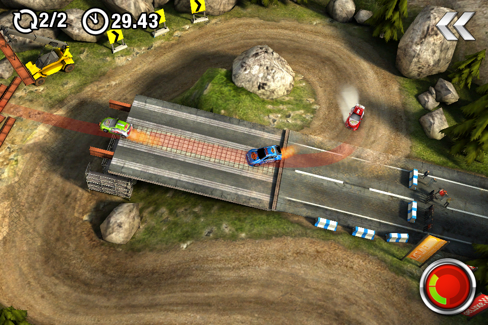 'DrawRace 2' Lets Your Finger Do the Racing