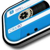 DeliTape - Deluxe Cassette Player with Internet radio icon