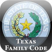 TX Family Code 2012 - Texas Law icon