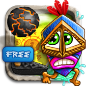 Pin Tiki Ball Free icon