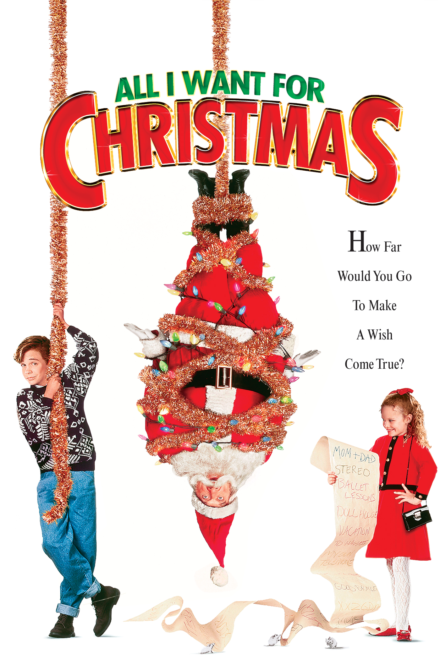 All I Want for Christmas(1991)