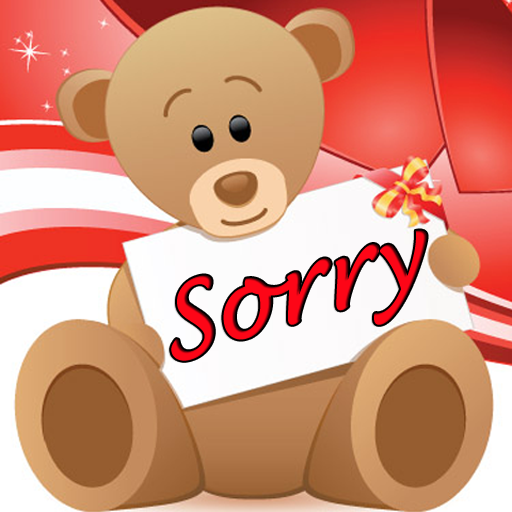 Sorry Cards. Send sorry greeting card and custom apology ecards!