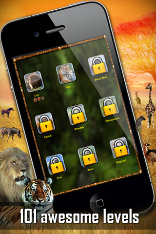 Bewilder Animals Screenshot