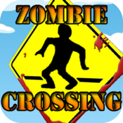 Zombie Crossing icon