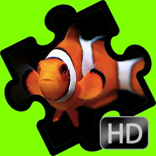 Aquarium Jigsaw Puzzles HD – For your iPad!