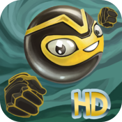 Golden Ninja HD Review icon