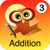 AppTutor G3A - Grade 3 Addition icon