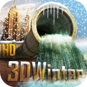 PipeRoll 3D New York Winter HD icon