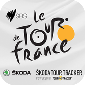 SBS Tour de France Skoda Tour Tracker 2012