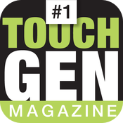 TouchGen Magazine - Issue 1 icon