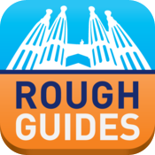 Barcelona: The Rough Guide icon