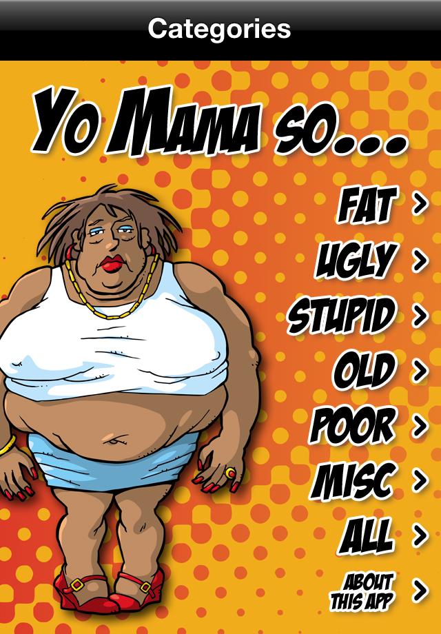 Yo Mama So Fat Jokes Funniest