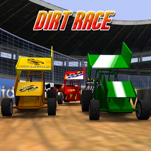 Dirt Race iPad Edition