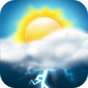 Weather HD Free - Live Weather Forecast with 3D NOAA Radar icon