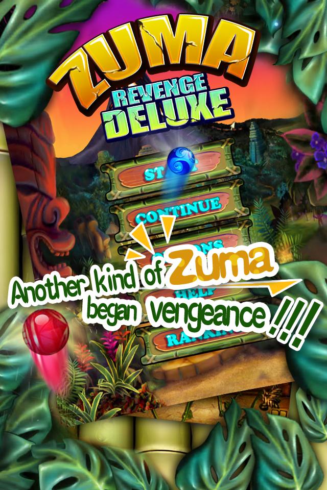 Вконтакте. свернуть. К игре Zuma Revenge Deluxe еще нет ни одн