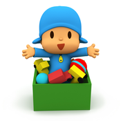 Pocoyo Gamebox for iPhone icon