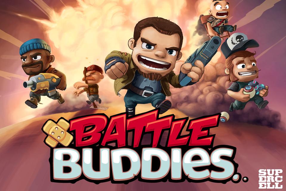 battle buddy essay