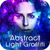 Abstract Light Graffiti Fx HD icon