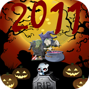 2011 Halloween Hidden Objects for iPad icon