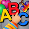 ABC Magnetic Board for iPhone - Learn and Play - Just for Fun!