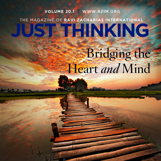 Just Thinking by Ravi Zacharias International Ministries