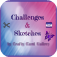 Challenges & Sketches by Crafty Card Gallery