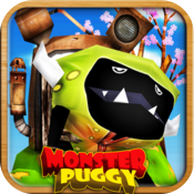 Puggy the Monster - the Fun Bite icon