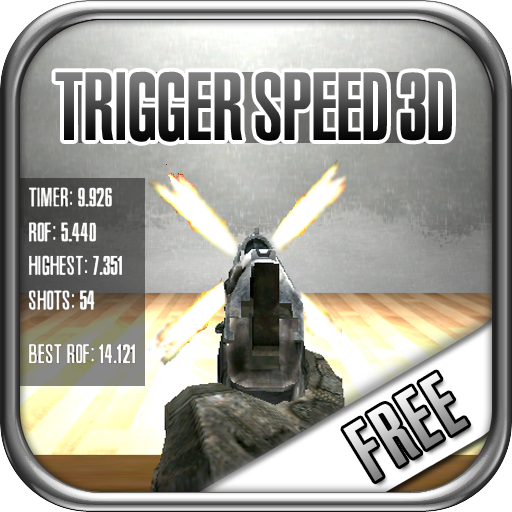 Trigger Speed 3D - Free Fire Rate Trainer