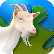 Farm Animals Puzzle icon
