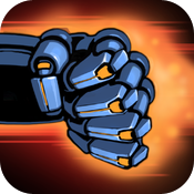 A Iron Punch 3D icon