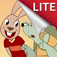 Hare &amp; Tortoise, Tales of Aesop &amp; Puzzle for children, Lite