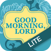 Good Morning Lord Devotional Journal by Sheila Walsh Lite icon