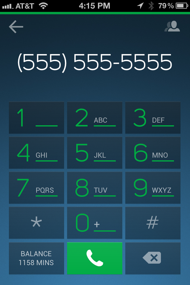 textPlus Free Calls screenshot 2