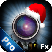 PhotoJus Christmas FX Pro - Pic Effect for Instagram icon