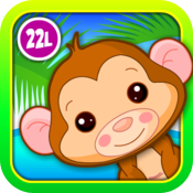 Abby Monkey - Baby Play Mat Preschool Activity Game icon