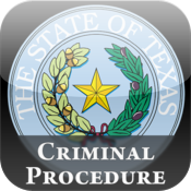 TX Code of Criminal Procedure 2012 - Texas Law icon