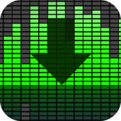 MP3 Music Downloader+Player Free-all in one icon