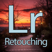 Learn Retouching Lightroom 4 Free Edition icon