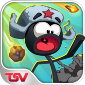 Stickman World Trip icon