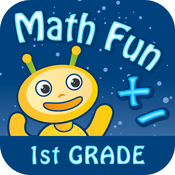 Math Fun 1st Grade: Addition & Subtraction HD icon