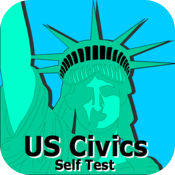 US Civics Self Test icon